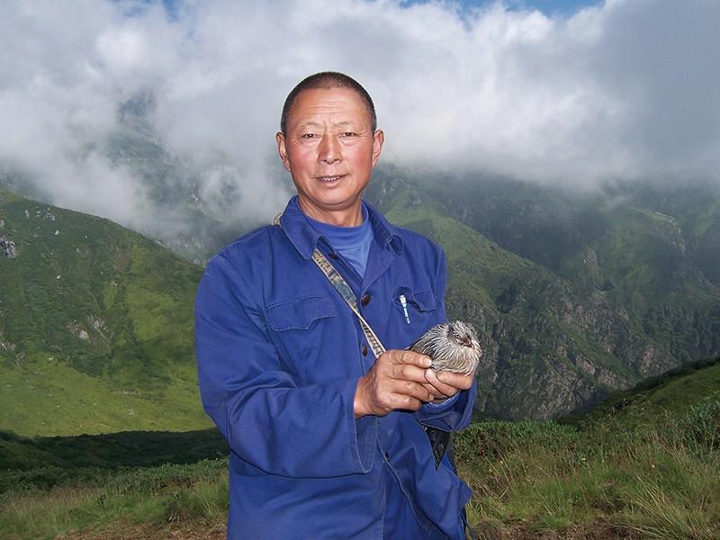 要让我们的后代能看到山上的野生动物-中国民族网