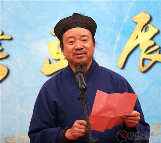 北京市职工文化协会秘书长张国林